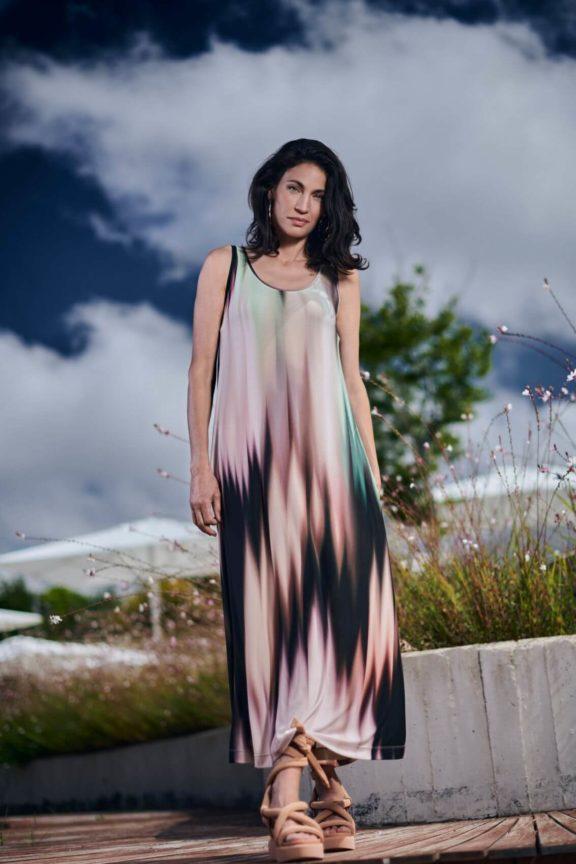 Alembika_Frühjahr_Sommer 2022 dress pastel coloured