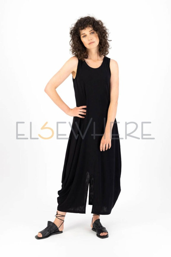 Elsewhere_Frühjahr_Sommer 2022 Pants Jersey black